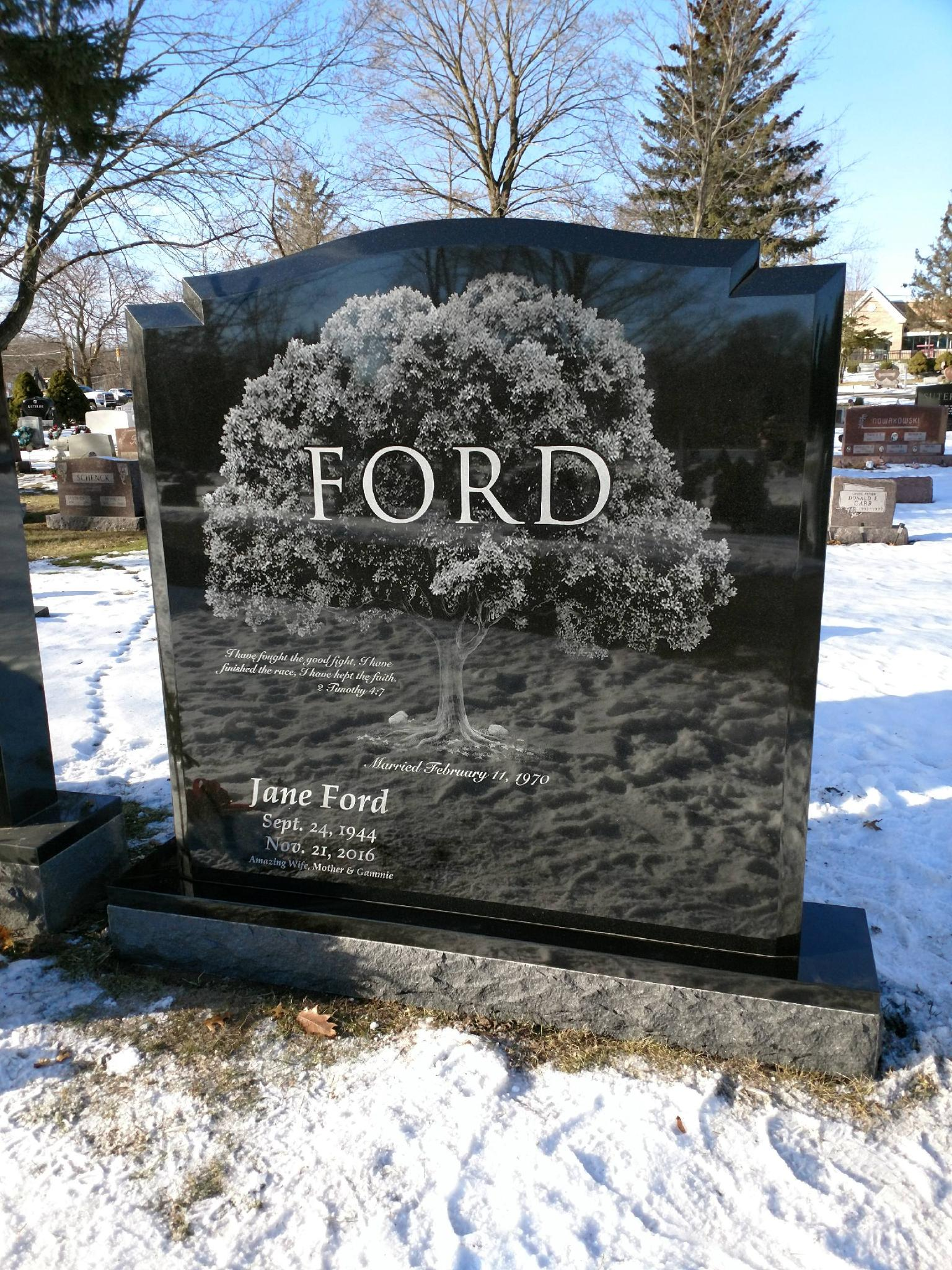 Ford Tablet