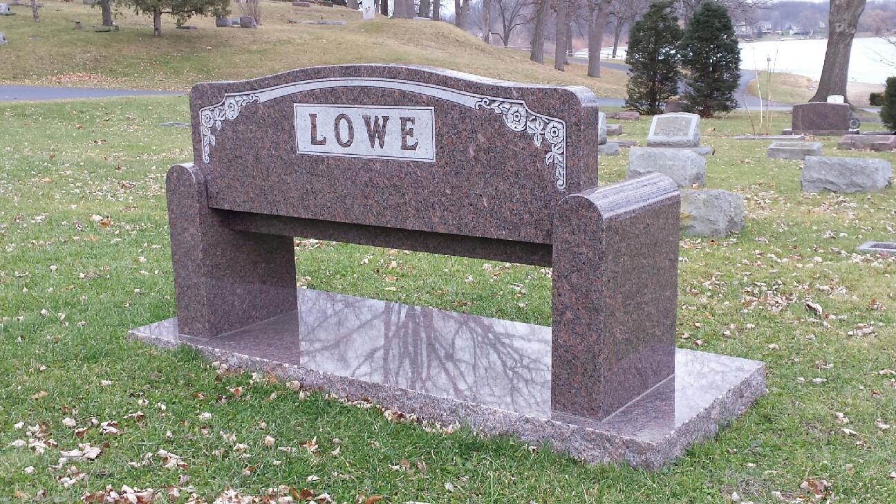 Lowe Sofa Bench